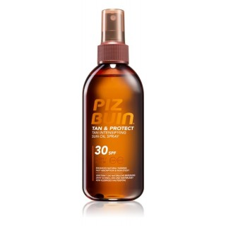 PIZ BUIN PACK TAN  ACEITE 30+SPRAY 15
