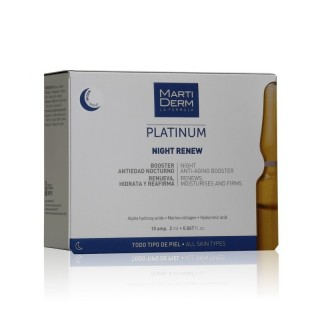 MARTIDERM NIGHT RENEW 10 AMPOLLAS (PROMO)