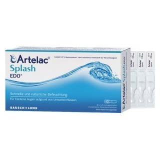 ARTELAC SPLASH COLIRIO OJOS SECOS 0.5 ML 30 UNIDOSIS
