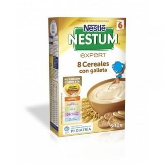 NESTLE NESTUM EXPERT PAPILLA DE 8 CEREALES GALLE 500 G