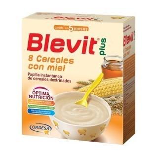 BLEVIT PLUS 8 CEREALES CON MIEL 700 G