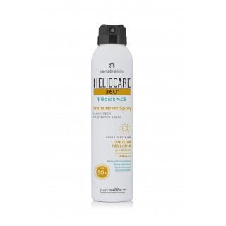 HELIOCARE 360¦ SPF 50+ PEDIATRICS SPRAY PROTECTO 200 ML