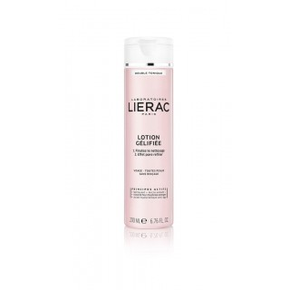 LIERAC GEL TÓNICO 200 ML