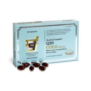ACTIVECOMPLEX Q10 GOLD 100 MG 30 CAPS