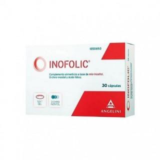 INOFOLIC 30 CAPS