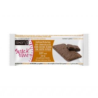 SIKENFORM GALLETA CHOCOLATE CON LECHE 25 G