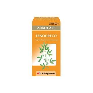 FENOGRECO ARKOCAPSULAS 380 MG 50 CAPSULAS