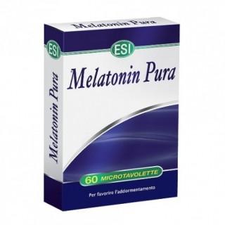 MELATONIN PURA 1 MG 60 MICROTABLETAS