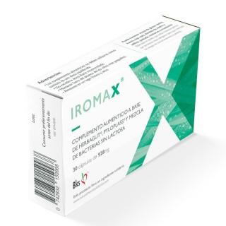 IROMAX 30 CAPSULAS
