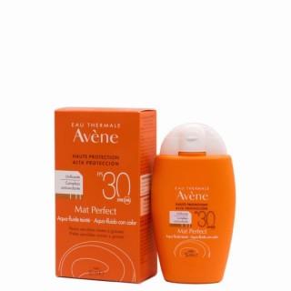 AVENE MAT PERFECT AQUA FLUIDO CON COLOR SPF 30 50 ML