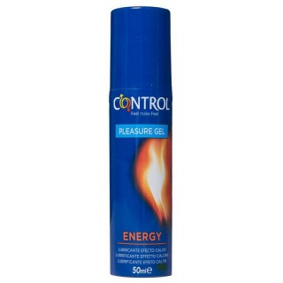 CONTROL PLEASURE LUBE ENERGY LUBRICANTE NO ESTER 50 ML