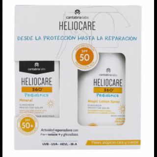 HELIOCARE PACK 360 PEDIATRICO
