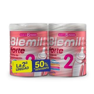 BLEMIL PLUS 2 FORTE BIPACK 2 UNIDADES X 800 G PACK DESCUENTO