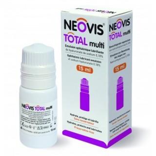 NEOVIS TOTAL MULTI EMULSION LUBRICANTE OCULAR 15 ML