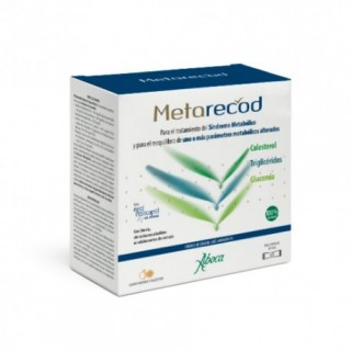 METARECOD ABOCA 40 SOBRES 2,5 G